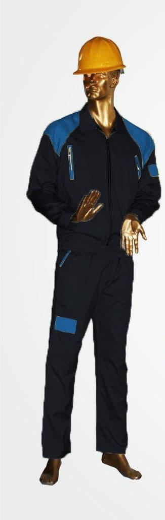 شلوار تک سپهر سرمه ای آبی شالی [سایز:S رنگ:سرمه ای آبی شالی ]